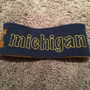 Michigan winter head band